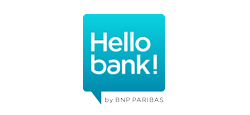 Logo Hellobank BNP Paribas S.A. Niederlassung Österreich