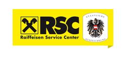 Logo RSC Raiffeisen Service Center GmbH